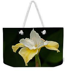 Elegant Floral Weekender Tote Bag
