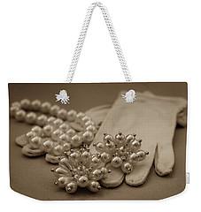Elegant Lifestyle Weekender Tote Bag