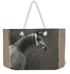 Weekender Tote Bag featuring the digital art Elegance  by Dorota Kudyba