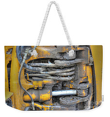 Element Mashin Weekender Tote Bag by Yury Bashkin