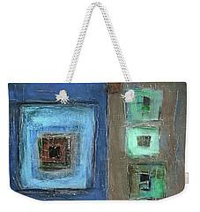 Elements Weekender Tote Bag by Behzad Sohrabi
