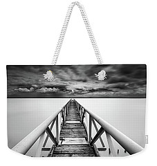 Elements Weekender Tote Bag by Jorge Maia