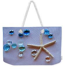 Elements Of The Sea Weekender Tote Bag