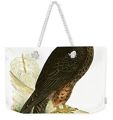 Eleonora Falcon Weekender Tote Bag by English School