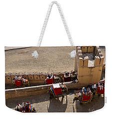 Elephant Ride 3 Weekender Tote Bag