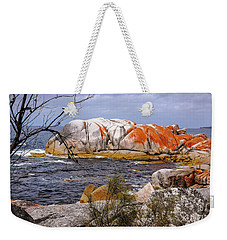 Elephant Rock - Bay Of Fires Weekender Tote Bag