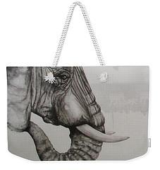 Elephant Tears Weekender Tote Bag