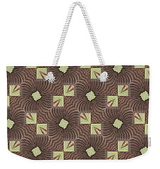 Elephant Trunk Weekender Tote Bag by Maria Watt