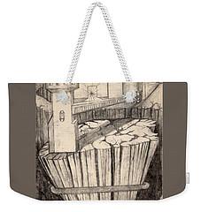 Elevator To Heaven Weekender Tote Bag