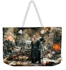 Elf King Thranduil  Weekender Tote Bag