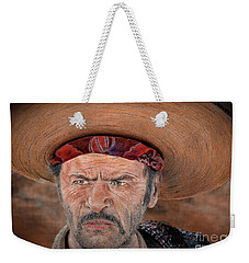 Eli Wallach As Tuco In The Good The Bad And The Ugly Version II Weekender Tote Bag