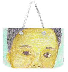 Elijah Weekender Tote Bag