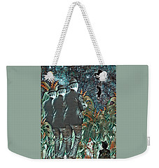 Elite Hide And Seek Weekender Tote Bag