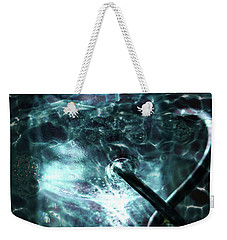 Weekender Tote Bag featuring the photograph Elixar by Stephen Mitchell
