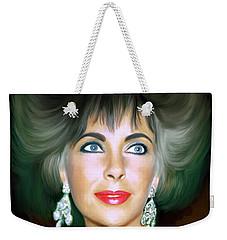 Elizabeth 2 Weekender Tote Bag