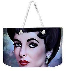 Elizabeth  Weekender Tote Bag by Andrzej Szczerski