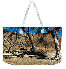 Elizabeth Lake Tree Weekender Tote Bag