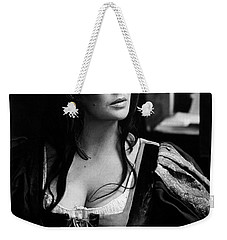 Elizabeth Taylor In The Taming Of The Shrew Weekender Tote Bag by Unknown