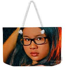 Elizabeth To Weekender Tote Bag