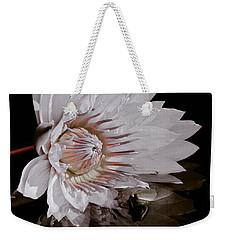 Elizabeth's Lily Weekender Tote Bag by Trish Tritz