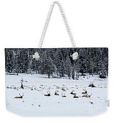 Elk - 9134 Weekender Tote Bag