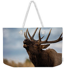 Elk's Screem Weekender Tote Bag
