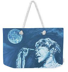 Ella Singing 'blue Moon' Weekender Tote Bag