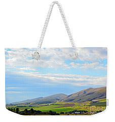 Ellensburg - Manastash Ridge Weekender Tote Bag