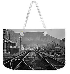 Ellensburg Station Weekender Tote Bag