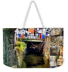 Ellicott City Bridge Arch Weekender Tote Bag