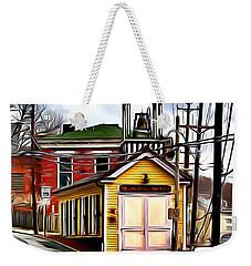 Ellicott City Fire Museum Weekender Tote Bag