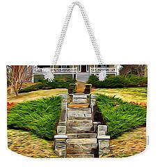 Ellicott City House Weekender Tote Bag