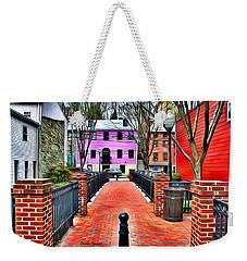 Ellicott City Walkway Weekender Tote Bag