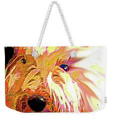 Ellie Weekender Tote Bag by Alene Sirott-Cope