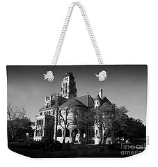 Ellis County Courthouse, Waxahachie, Texas Weekender Tote Bag