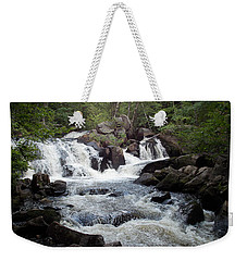 Ellis Falls Of Maine Weekender Tote Bag