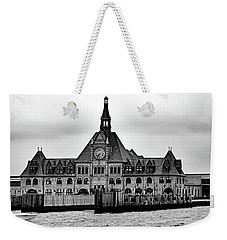 Ellis Island No. 49-3 Weekender Tote Bag