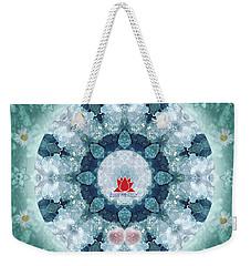 Eloquence-logo Weekender Tote Bag