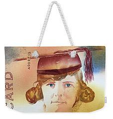 Elsie Circa 1915 Weekender Tote Bag