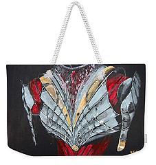 Elven Armor Weekender Tote Bag