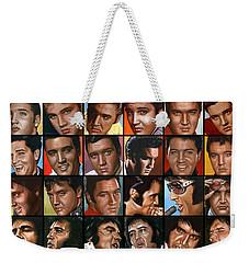 Elvis 24 Weekender Tote Bag