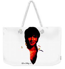 Elvis By Loxi Sibley Weekender Tote Bag