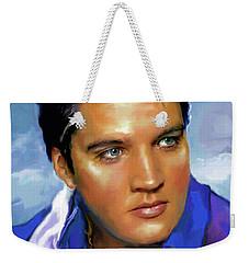 Elvis Presley Art 14 Weekender Tote Bag