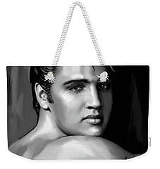 Elvis Presley Art 16 Weekender Tote Bag