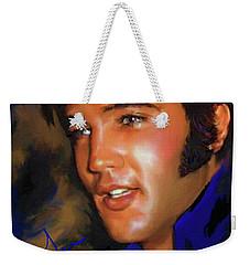 Elvis Presley Art 17 Weekender Tote Bag