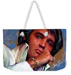 Elvis Presley Art 19 Weekender Tote Bag