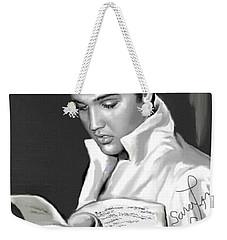 Elvis Presley Art 3 Weekender Tote Bag