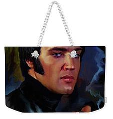 Elvis Presley Art 4 Weekender Tote Bag