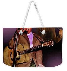 Elvis Presley Art 5 Weekender Tote Bag