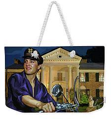 Elvis Presley Art 6 Weekender Tote Bag